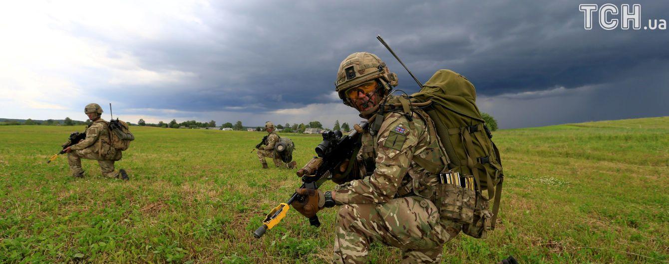 НАТО завершило передислокацію військ на східний фланг у Польщі та Литві