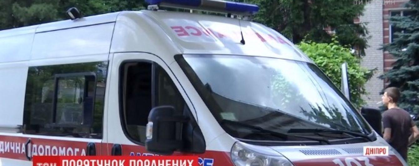 В госпитале спасли разорванную осколками руку военного, который был ранен возле Авдеевки
