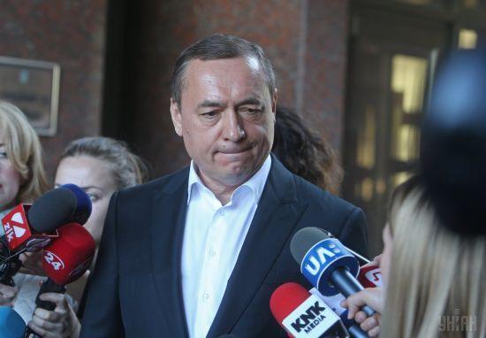 """Екс-нардепу Мартиненку повідомили про підозру у заволодінні майном """"Енергоатому"""""""