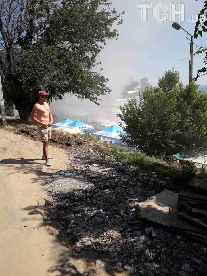 Пожежа в Аркадії_1