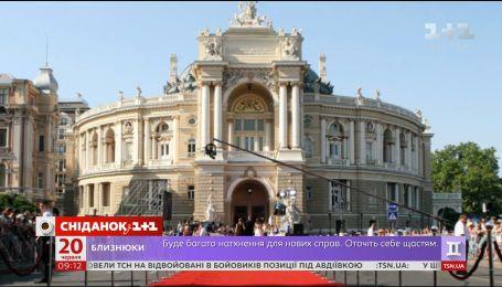 В Одесі почався 8-й міжнародний кінофестиваль