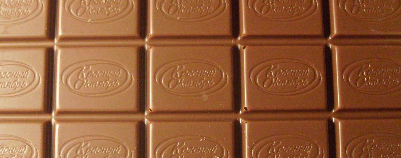 Украина вводит пошлину на российский шоколад