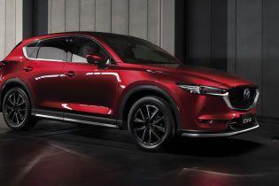 В Украине анонсированы цены на новый кроссовер Mazda CX-5