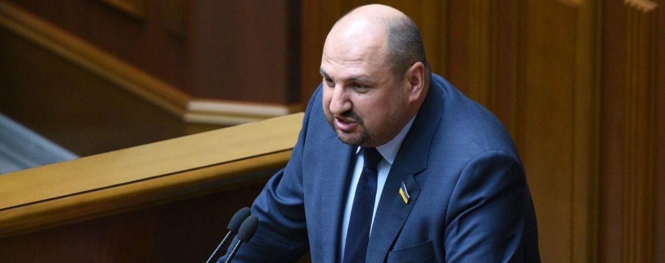 """""""Янтарное дело"""": Розенблат заявил, что зарегистрированные от его имени законопроекты были поддельными"""