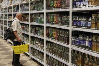 В Украине повысят акцизы на алкоголь и табак