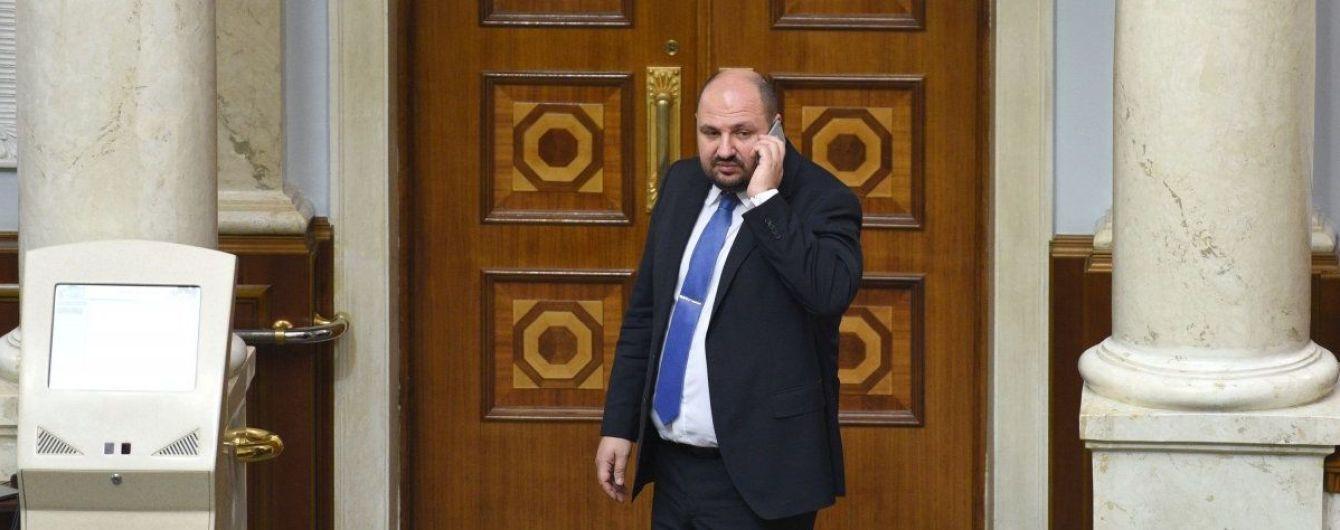 Регламентний комітет підтримав згоду на притягнення Розенблата до кримінальної відповідальності