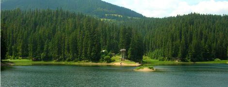 Правобережная Украина. 10 мест для отдыха с детьми на реках и озерах