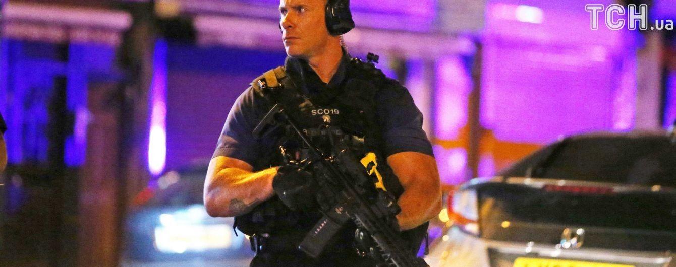 Правоохранители пока не квалифицируют наезд на толпу в Лондоне как теракт