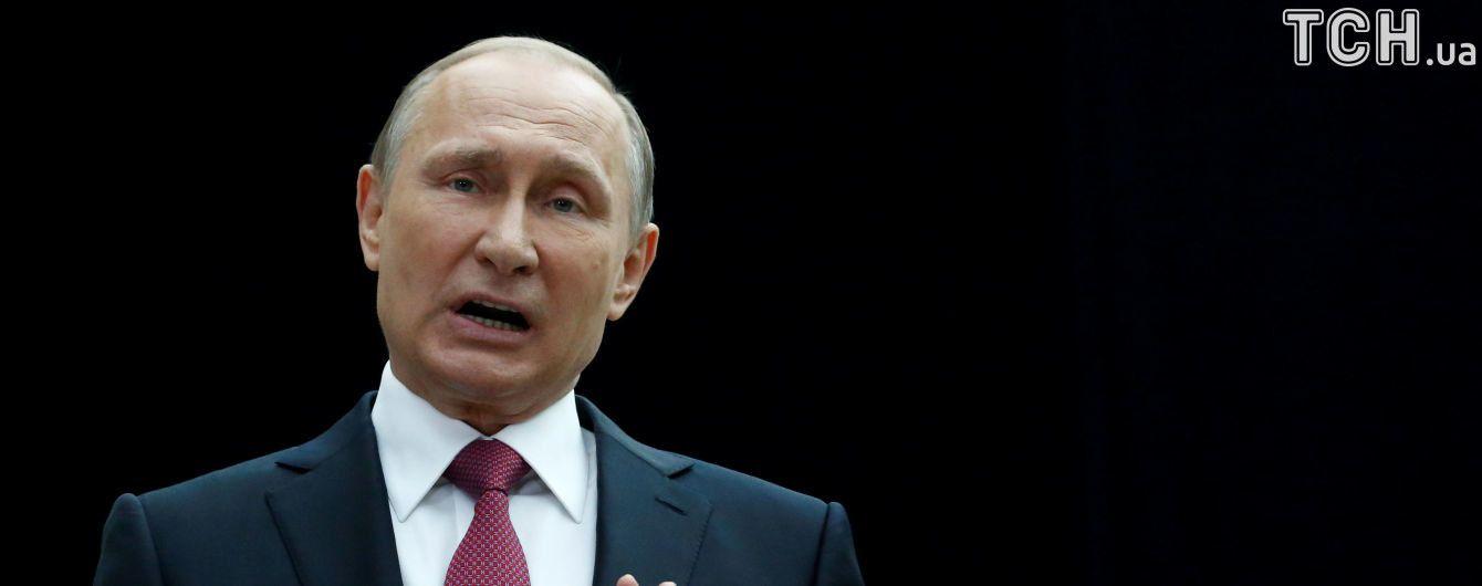 """Особливо не розженешся: Путін вважає, що протести в РФ """"вільніші і простіші"""", ніж західні"""