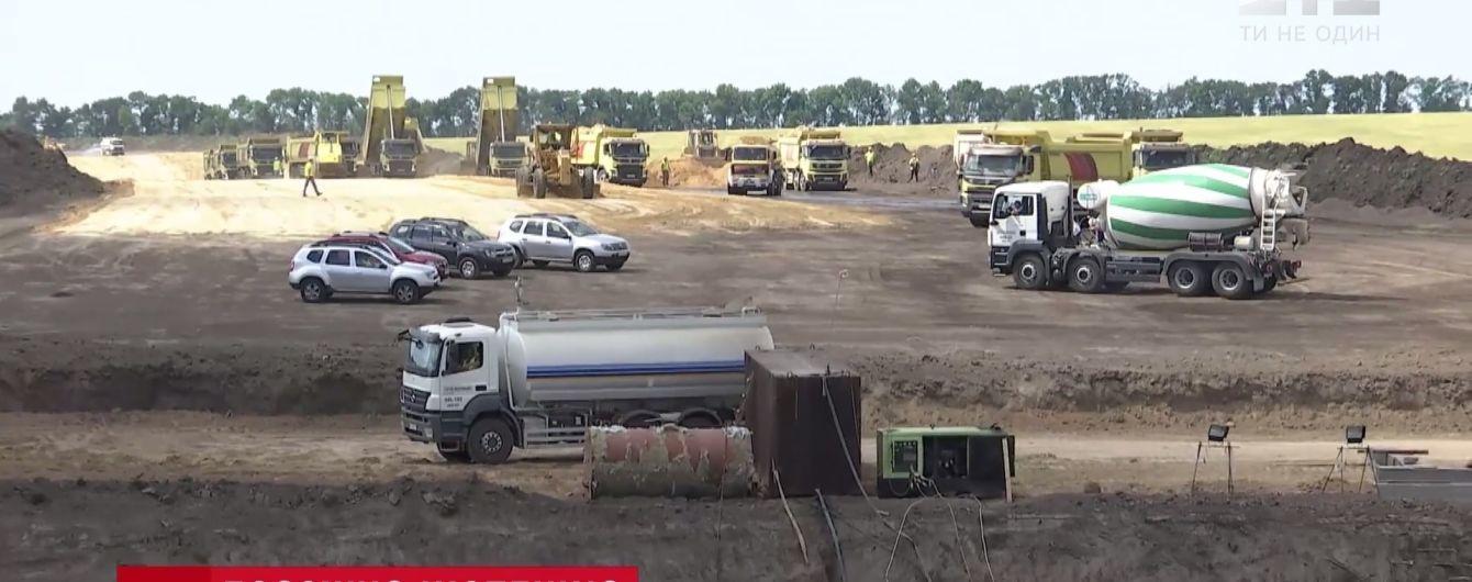 Гройсман проинспектировал, как турки строят дороги в Украине