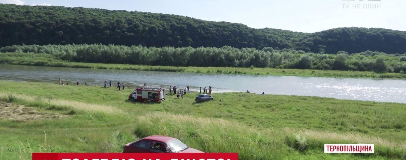 Пластун и школьный учитель утонули в водовороте на Днестре