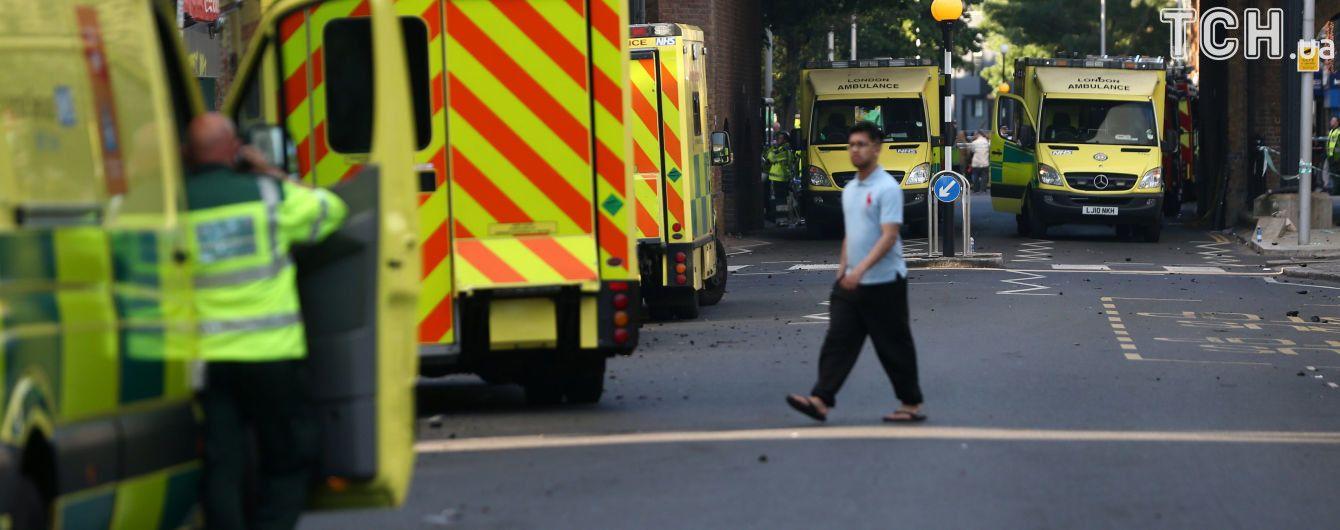 Пожежники Лондона втратили надію знайти живих людей у Grenfell Tower