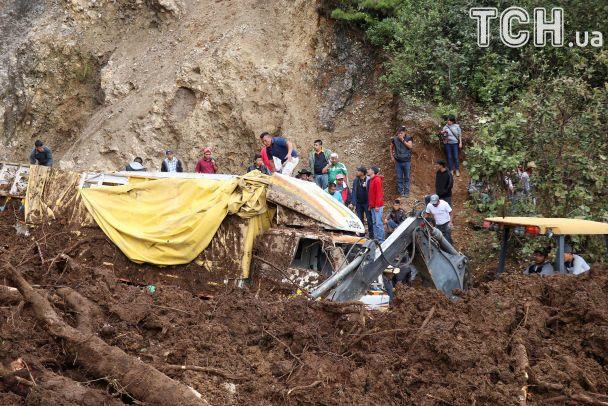 УГватемалі стався зсув: загинуло щонайменше 11 осіб