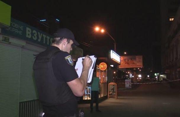 Водном израйонов столицы Украины ночью произошел взрыв