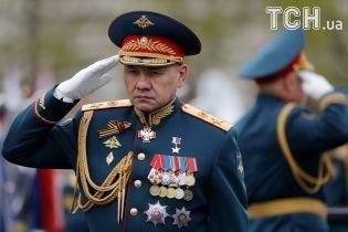 Винищувач НАТО наблизився до літака російського міністра оборони Шойгу – ЗМІ