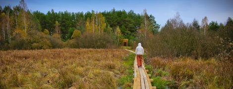 Межреченский парк. Уникальная природа севера Украины