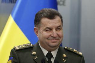 В Україні завершився призов до ЗСУ. До АТО їдуть лише контрактники - Полторак