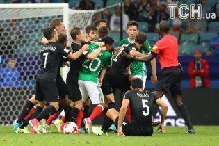 Мексика та Нова Зеландія влаштували грандіозну бійку на Кубку Конфедерацій