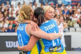 """Українки здобули """"бронзу"""" чемпіонату світу з баскетболу 3х3"""