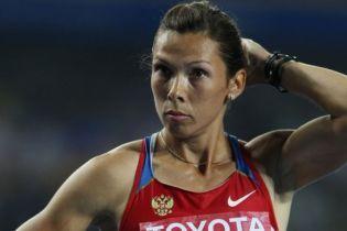 Трьох російських легкоатлетів дискваліфікували на чотири роки через допінг