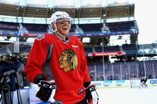 Форвард клубу НХЛ може завершити кар'єру через алергію на екіпірування