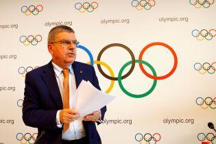 Президент Міжнародного олімпійського комітету закликав ввести санкції проти Росії