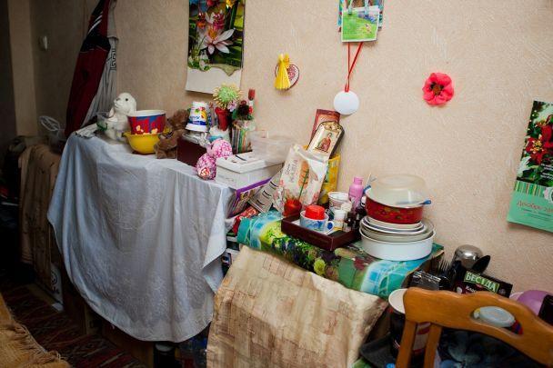 Лидия Таран отправилась в Киев, чтобы осуществить мечту девочки из семьи переселенцев