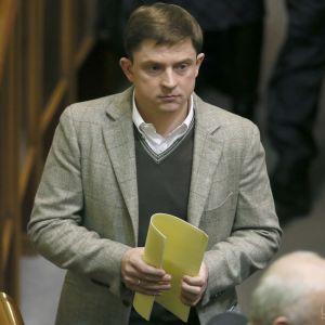 Луценко подписал подозрение Довгому