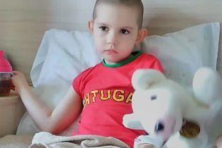 Смертельная болезнь угрожает жизни 4-летней Наташи