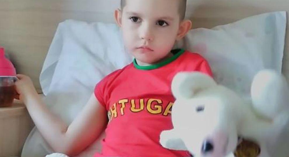 Смертельна хвороба загрожує життю 4-річної Наталочки