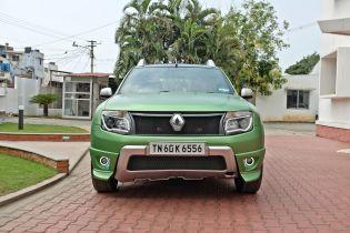 Renault Duster побывал в индийском тюнинг-ателье