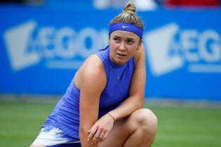 Перша ракетка України Світоліна може пропустити Wimbledon