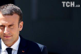 """Макрон хоче провести зустріч в """"нормандському"""" форматі"""" перед самітом G20"""
