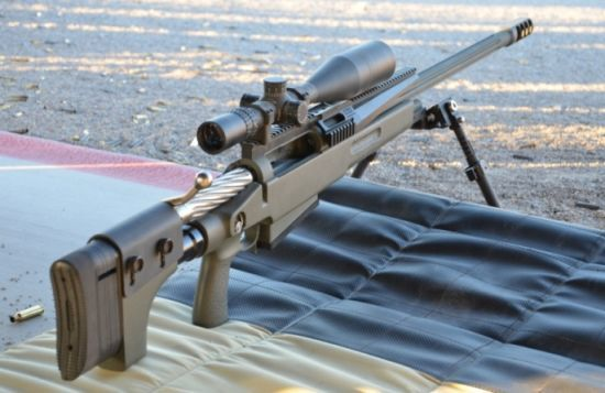 В Іраку канадський снайпер встановив світовий рекорд, застреливши бойовика ІД з 3,5 тис. метрів