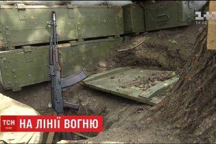 Окопи та стрілянина навмання: військові розповіли про поведінку бойовиків поблизу Широкіного