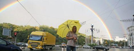 Синоптики обіцяють дощі та сильні зливи на п'ятницю. Прогноз погоди на 23 червня