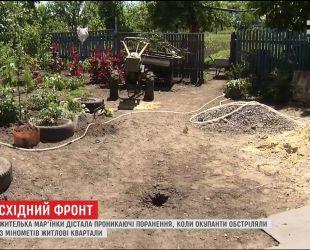 Из штаба АТО сообщают о двух раненых украинских воинов на Востоке