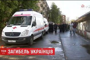 Двоє українських робітників загинули через отруєння метаном у Москві
