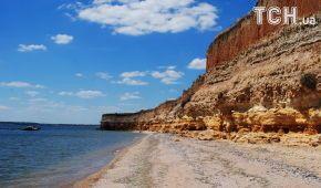 Острів Березань. Останки давньогрецького міста-держави та руїни фортеці