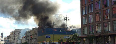 Чому у Києві раптово спалахують історичні будинки?