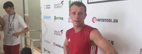 Буценко став першим українцем, який вийшов до фіналу чемпіонату Європи з боксу