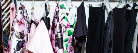 Розовые платья и юбки с цветочным принтом в коллекции украинского бренда Herstory