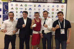 """Четверо украинских боксеров будут бороться за """"золото"""" в финале чемпионата Европы"""