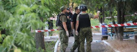 Аброськин рассказал, что за взрыв произошел на базе батальона полиции в Мариуполе
