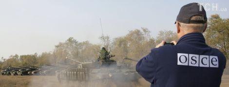 У Золотому спостерігачі ОБСЄ буквально ухилялися від куль