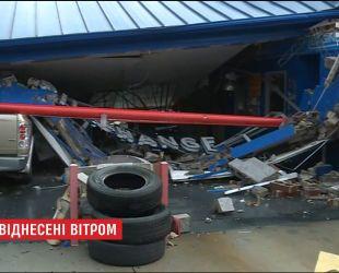 Тропічний шторм приніс до американського штату Алабама торнадо та повені