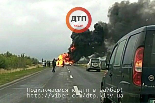 Вужасном ДТП под Киевом умер депутат Киевского облсовета