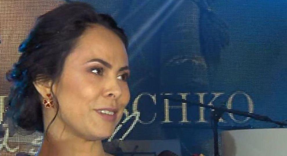 Дружина мера Києва Кличка разом із Панеттьєрі влаштовують дуетні співи