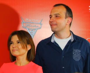 Сын начал уважать Маричку Падалко, когда узнал, что она вела спортивные новости