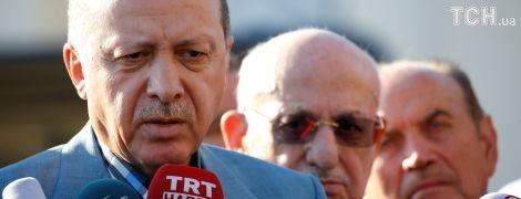 """Ердоган назвав вимогу арабських країн забрати турецькі війська з Катару """"актом зневаги"""""""